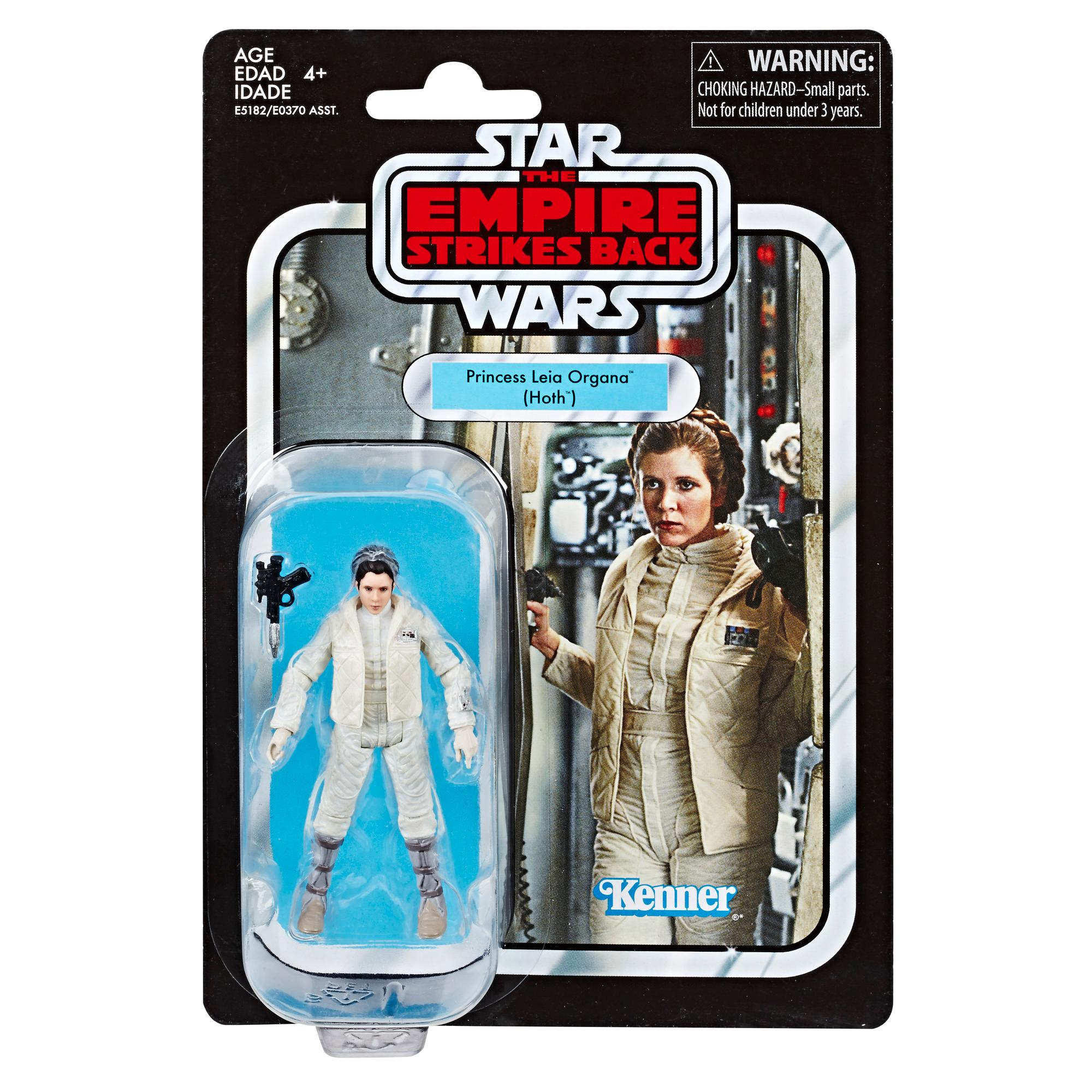Hoth Leia Star Wars The Retro Collection